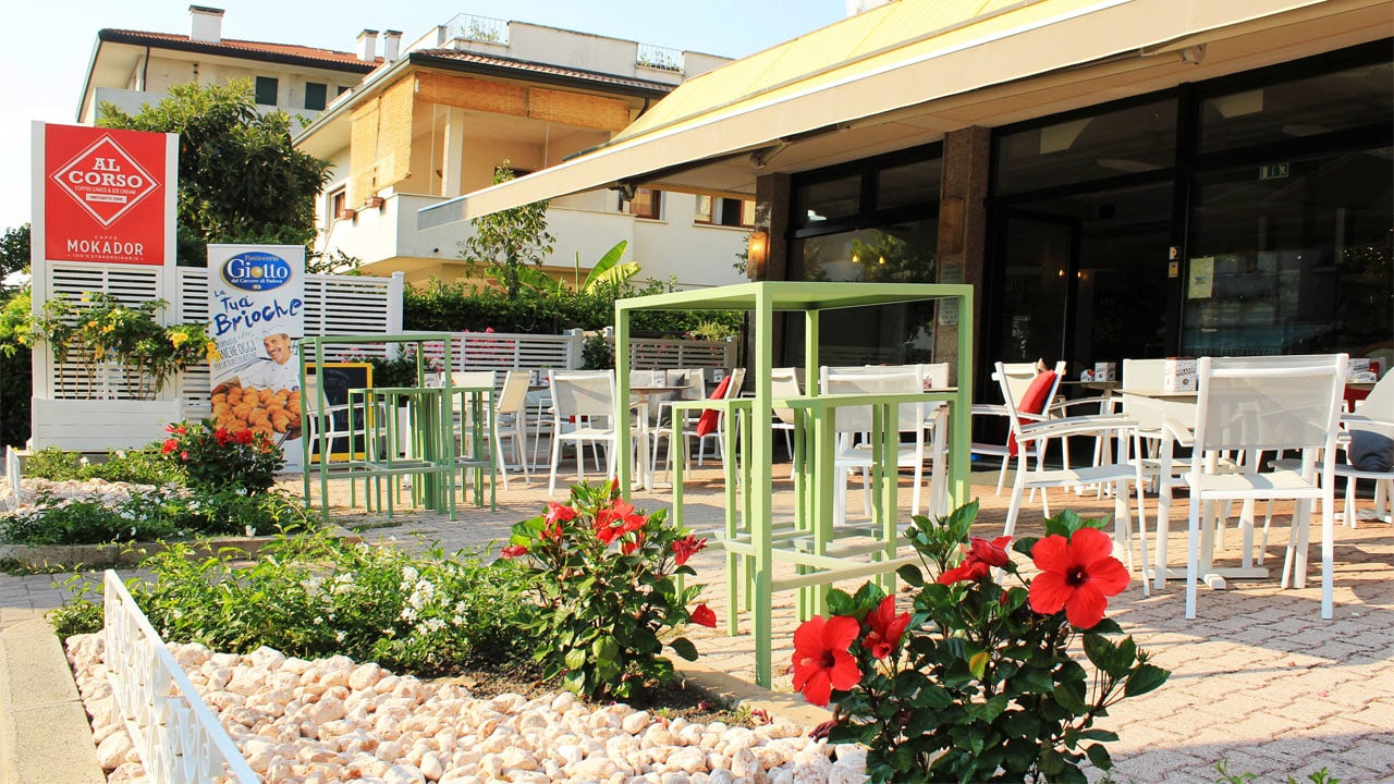 Arredamento Esterno Bar Abano Terme Valori Outdoor Design