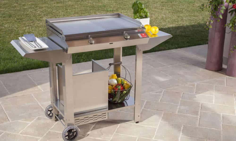 Cucine da Esterno con Elettrodomestici - Barbecue Professionali - Padova