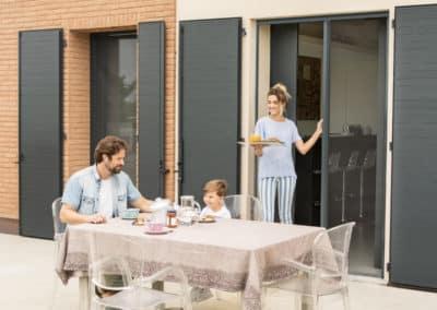Zanzariere - Proteggi la tua casa dagli insetti | Modello a scorrimento laterale