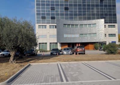 Montaggio di 12 Tende a Caduta Motorizzate a Padova