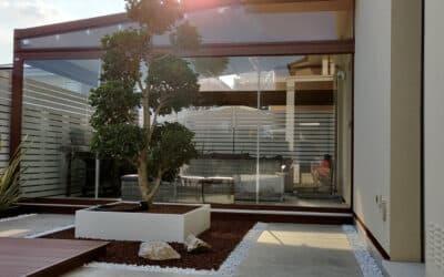 Giardino Moderno ad Albignasego – Progettazione e Realizzazione